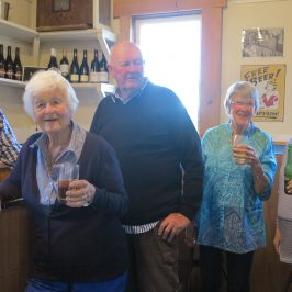 Molesworth Tours Group stayed the Night
