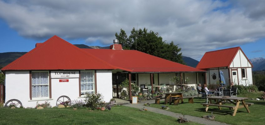 Tophouse has a new Roof !