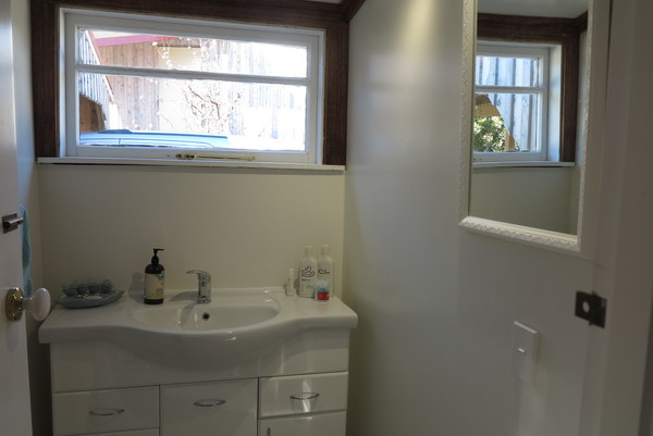 2 new rennovated Bathrooms at Tophouse!